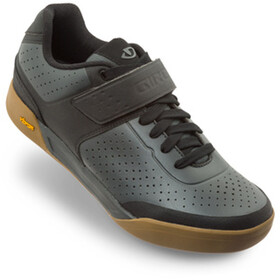 Giro Chamber II Shoes Men black/dark shadow/gum